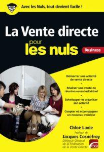 La vente directe pour les nuls - Olivier Aveyra