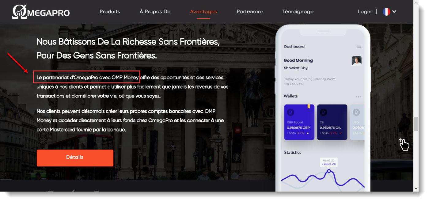 OmegaPro Arnaque ou Super Investissement - Olivier Aveyra (11)