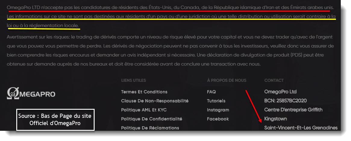 OmegaPro Arnaque ou Super Investissement - Olivier Aveyra (2)