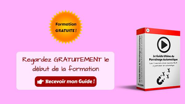 Formation GRATUITE Guide Ultime du Parrainage Automatique
